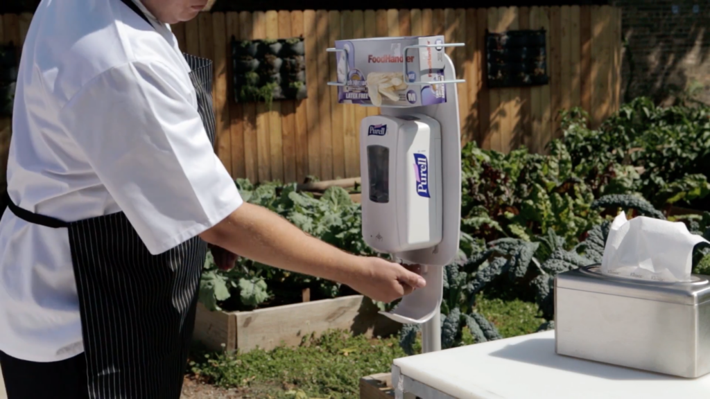 The SaniTwice® Core Handwash