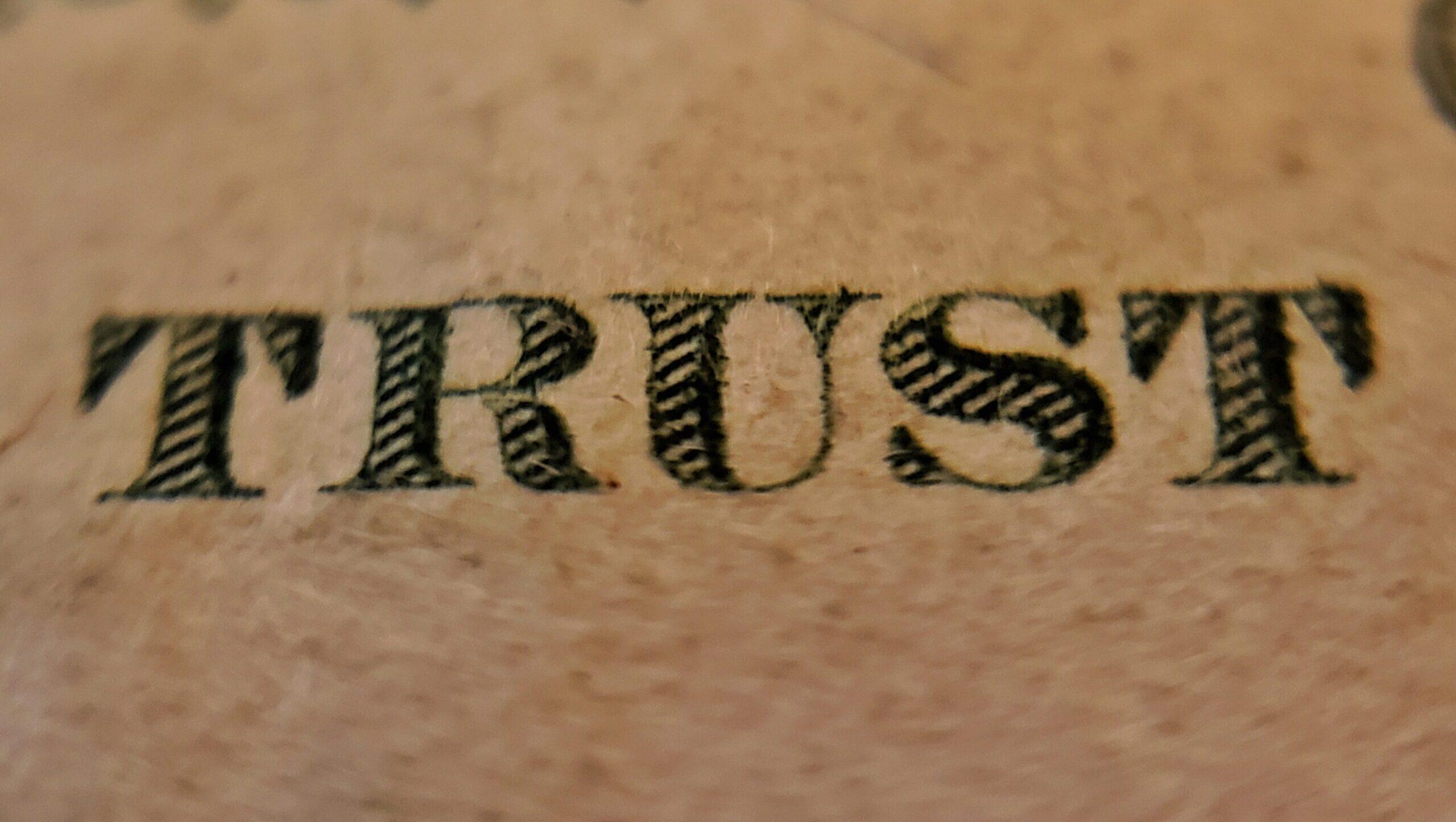 Trust In The Post-Coronavirus Era